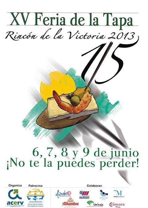 XV Feria de la Tapa de Rincón de la Victoria