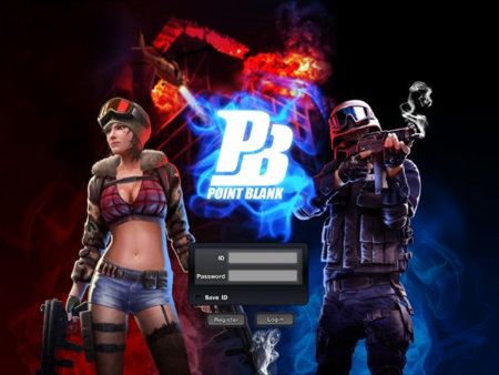 download instal game online point blank