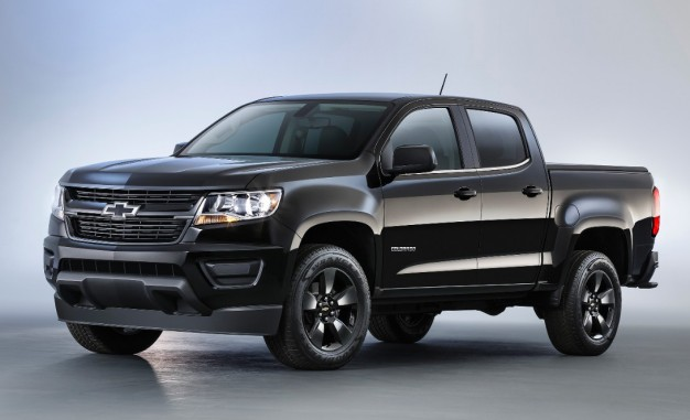 Chevy Proves It Isn't Afraid of the Dark With the New 2016 Chevy Colorado Midnight Edition