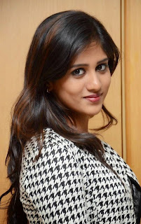 Chandini Chowdary Glam pics in Trousers Coat Ketugadu first look motion poster launch event