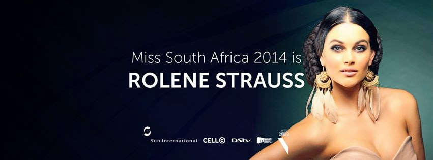 Miss South Africa 2014 winner