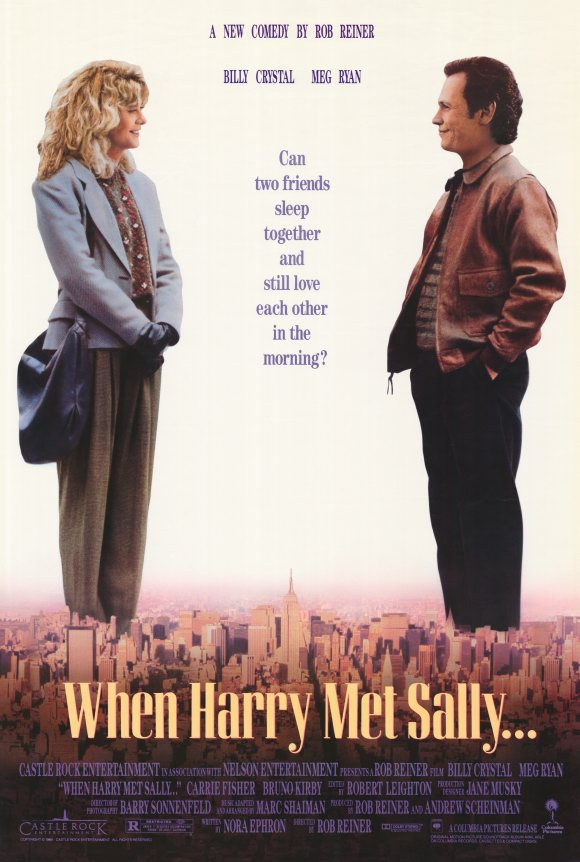 we review film when harry met sally 1989. Black Bedroom Furniture Sets. Home Design Ideas