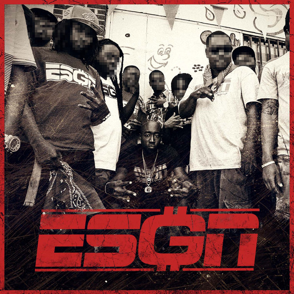 Freddie Gibbs - ESGN - Evil Seeds Grow Naturally  Cover