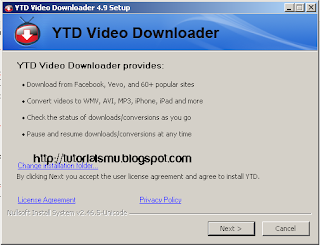 YouTube Downloader Terbaru 4.9.0 Offline + Full