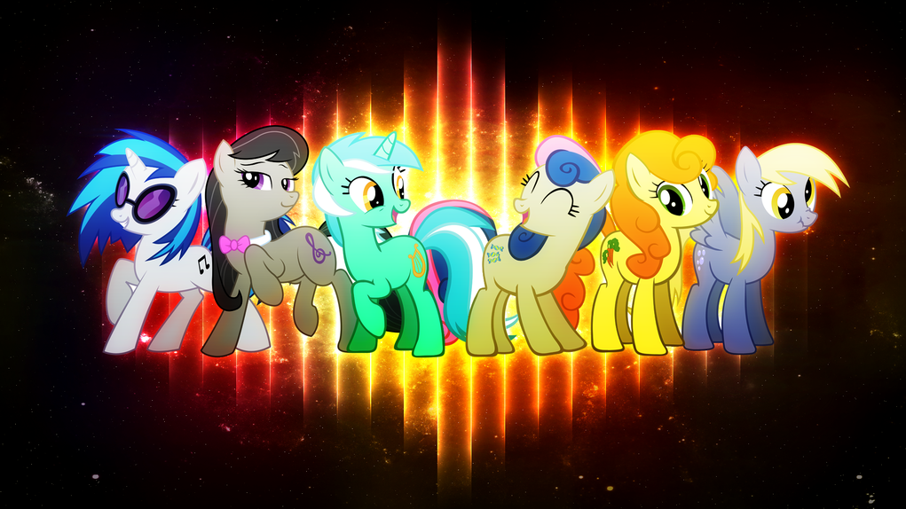 Wallpapers de My little pony: Friendship is Magic