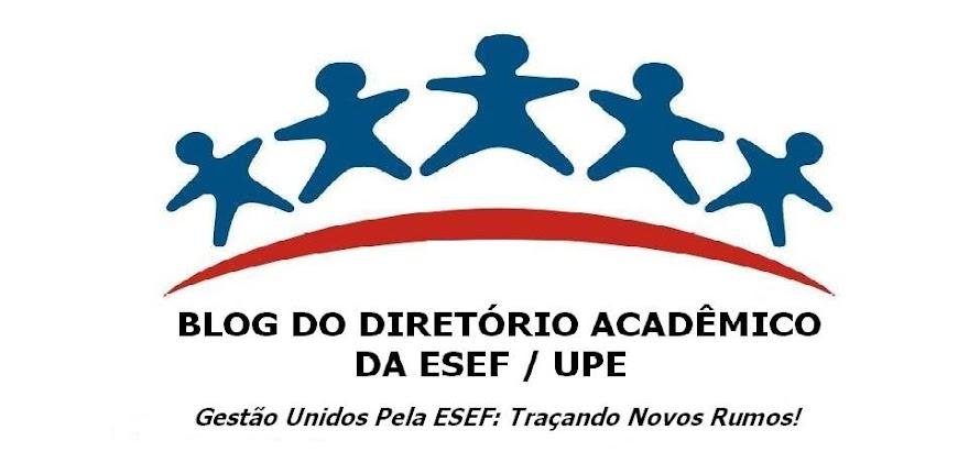 Diretório Acadêmico de Educação Física - UPE