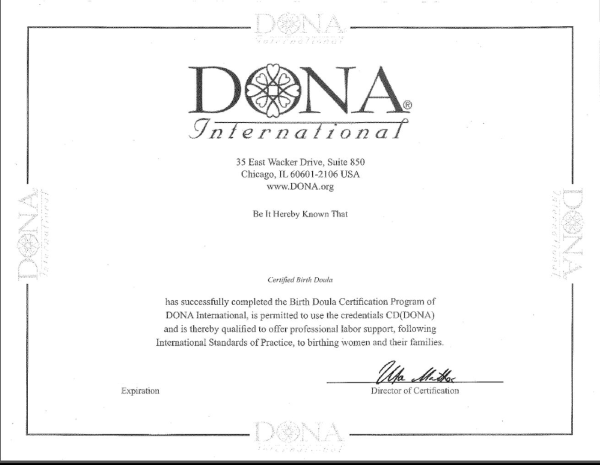 Anthro doula doula re certification i have clients ask me if myself and my back up doulas are certified ive had clients say they dont want a back up doula that isnt yet certified yelopaper Gallery