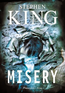 "20. ""Misery"" Stephen King"