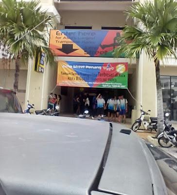 Jump Street Trampoline Park, Pulau Pinang