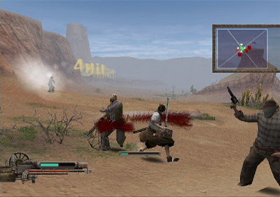 Samurai Western PS2 Game