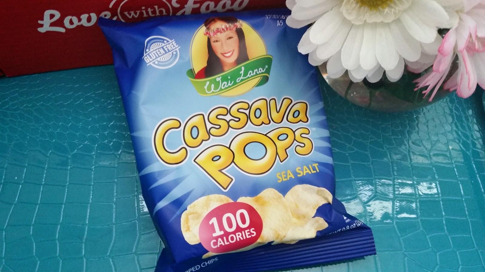 Wai Lana Cassava Pops