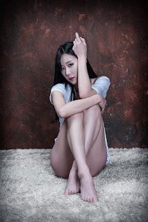 2 Lee Yoon Hee - Three Studio Sets - very cute asian girl-girlcute4u.blogspot.com