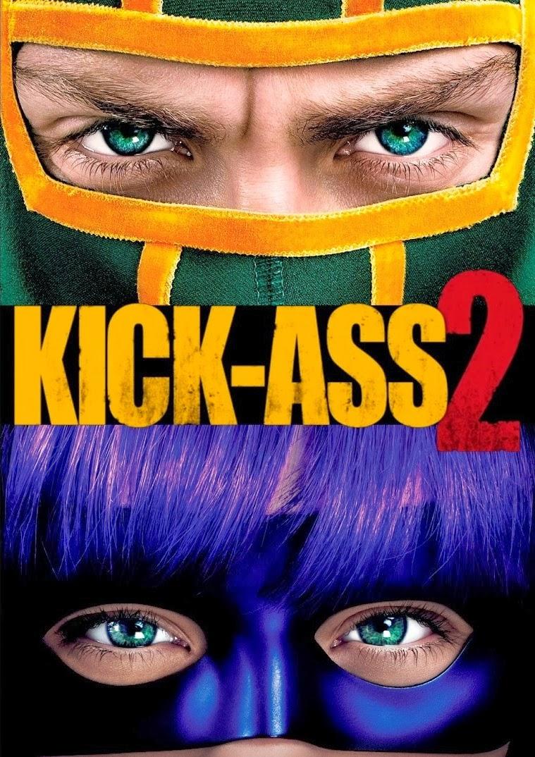 Kick-Ass 2 – Dublado (2013)