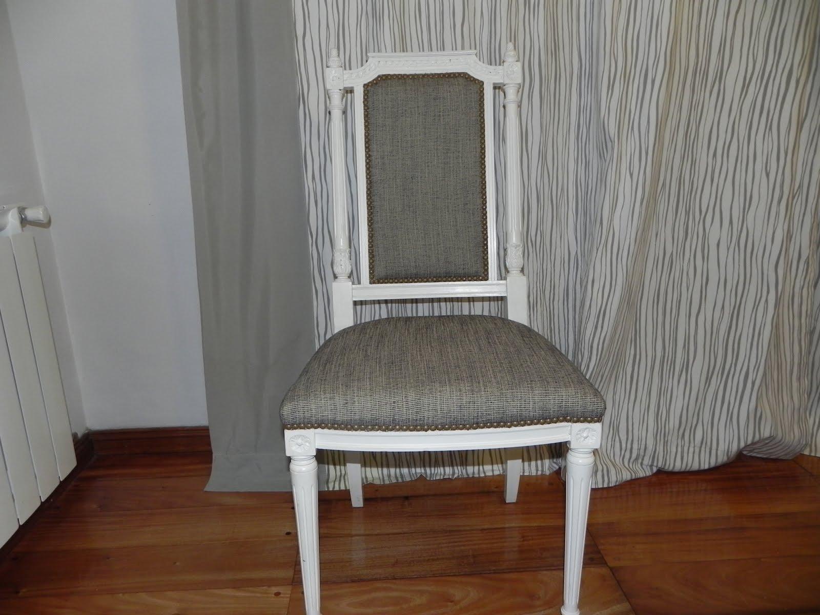 Cortinas lim n sillas antiguas restauradas - Sillas antiguas restauradas ...