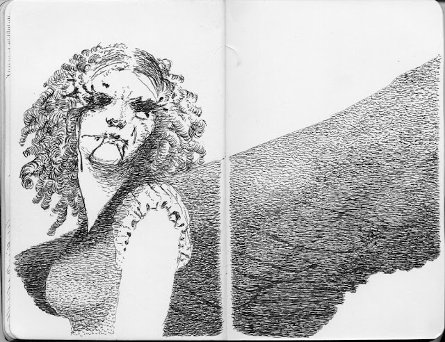 Harpies, No Name, Philip Pullman, His Dark Materials, The Amber Spyglass, The Land Of The Dead, Bird woman