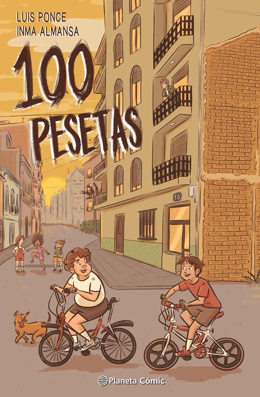 COMPRA 100 PESETAS