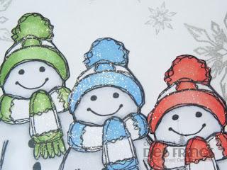 Christmas Wishes detail - photo by Deborah Frings - Deborah's Gems