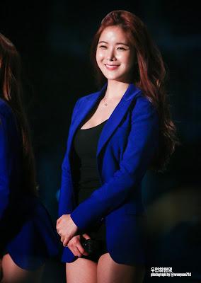 Rainbow Hyunyoung Fancam
