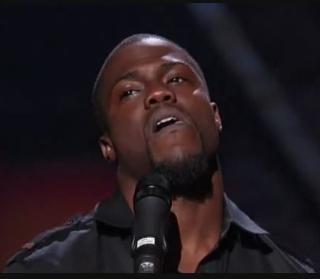 Funny Kevin Hart Facial Expression