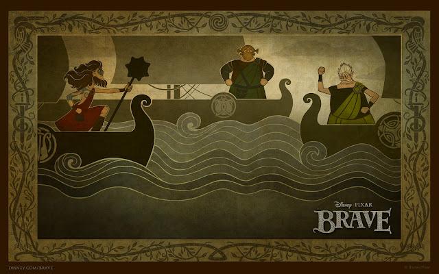 Boats - Brave
