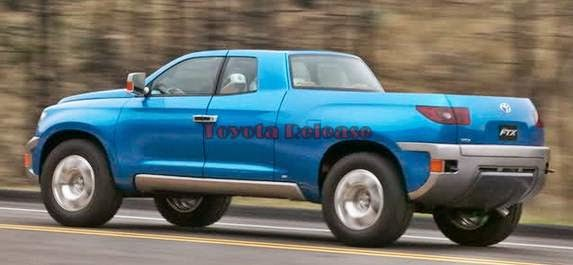 2015 Toyota Hilux Release Date