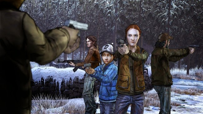 The Walking Dead: Season Two Episode 4 – Amid The Ruins Full Torrent İndir
