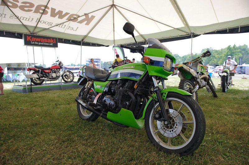 Stus Shots R Us  AMA Vintage Motorcycle Days at Mid Ohio on July