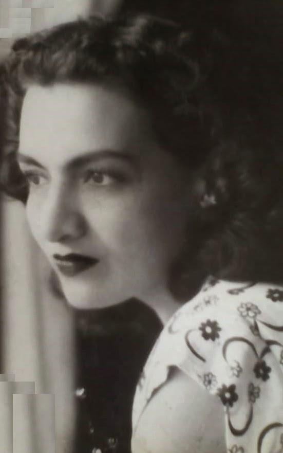 Mayita, en torno a mediados de siglo