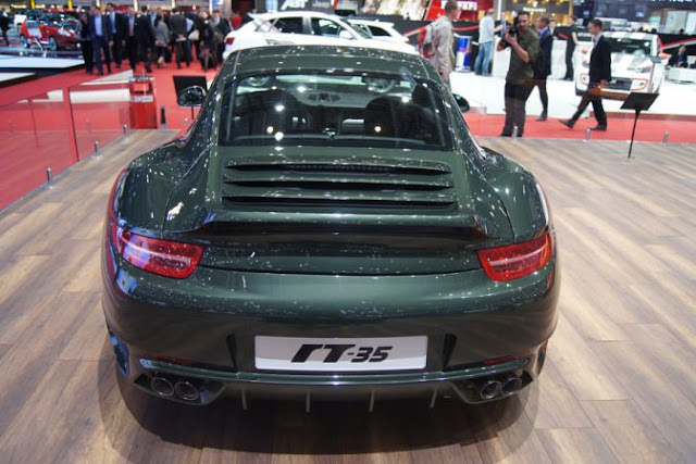 RUF New RUF Turbo Gray COLOR