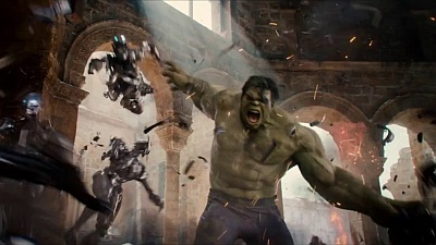 Avengers - Age of Ultron (Movie) - (Extended) TV Spot 2 - Screenshot