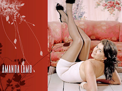 Amanda Lamb Wallpaper
