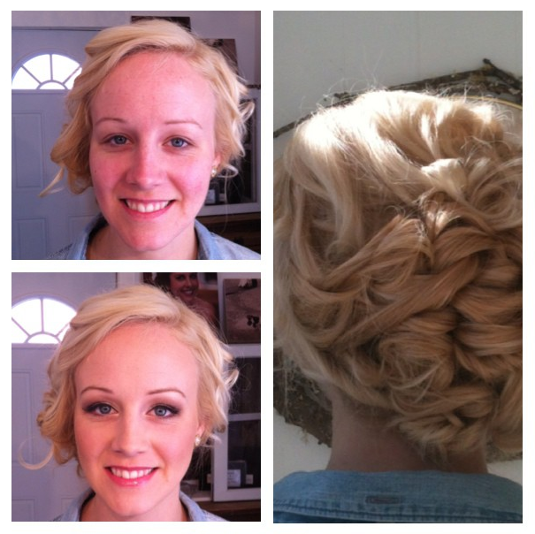 Airbrush Makeup, Bridal Hair Styles, On Location Seattle ...