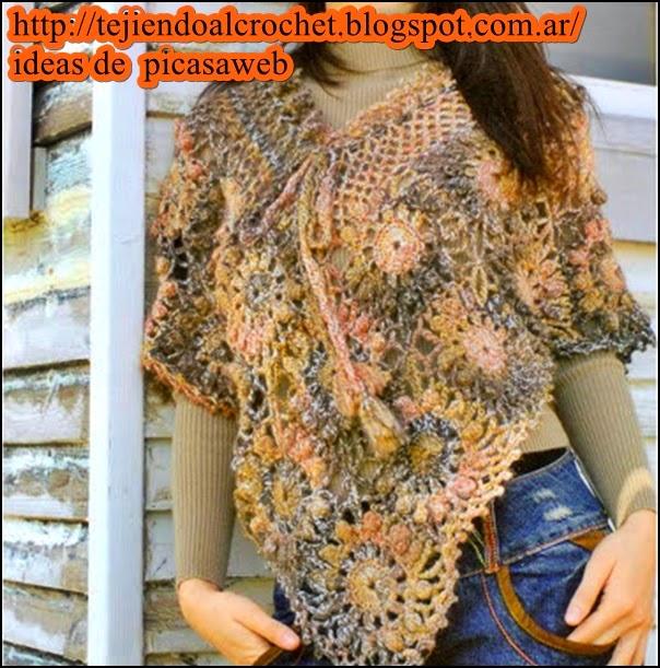 crochet fabric , CROCHET - GANCHILLO - PATRONES - GRAFICOS: February ...