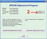 Resetter Epson T60
