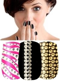 Nailease-3D-Diamante-Nail-Wraps