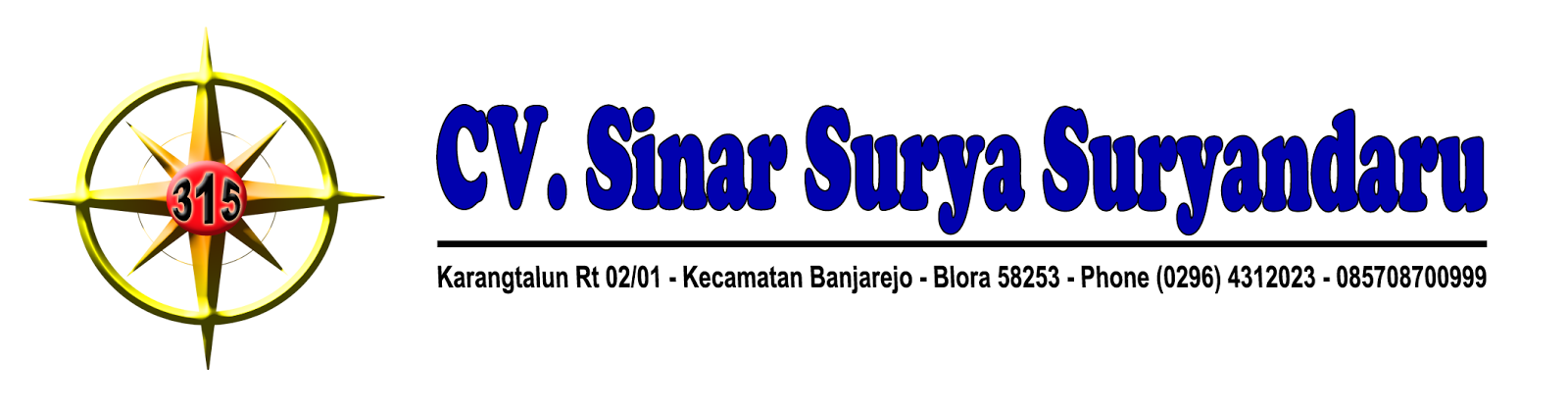 CV.SINAR SURYA SURYANDARU