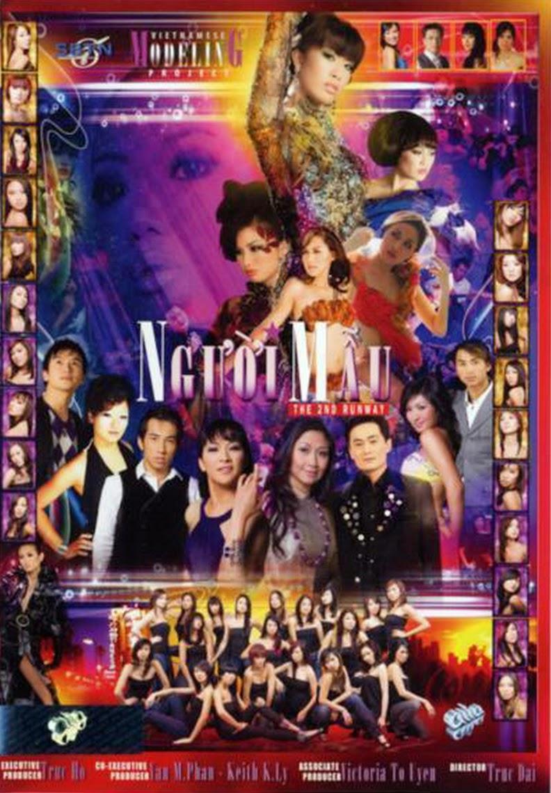 Asia - Người Mẫu 2008 [DVD9.ISO]