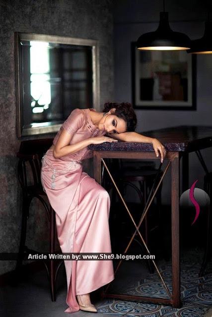 Misha Lakhani Summer Pret for Modern Wear