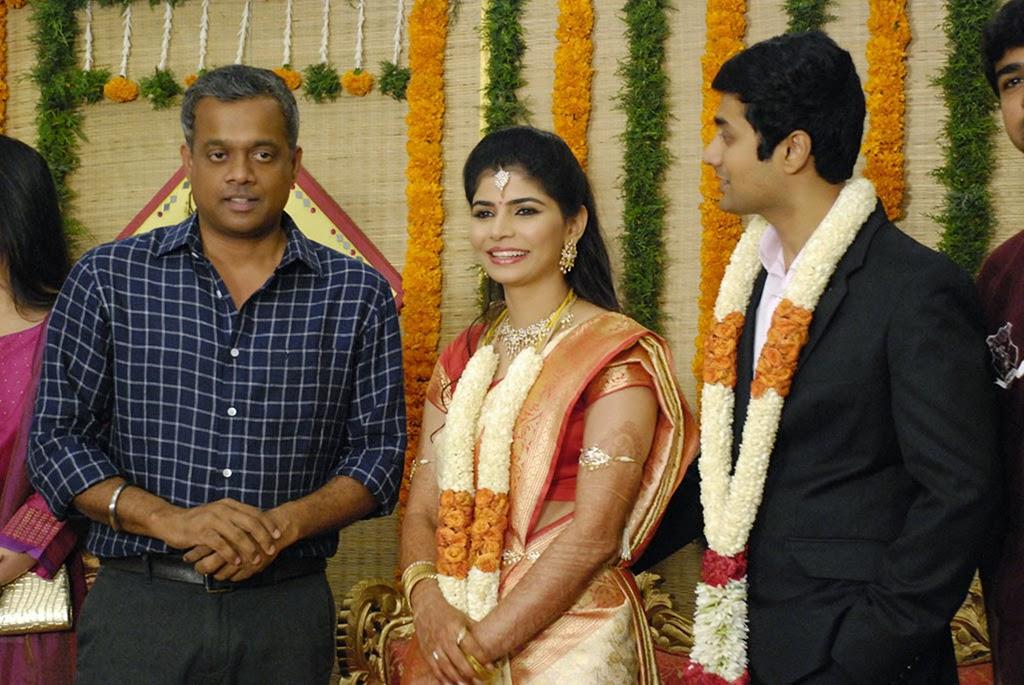 Rahul and Chinmayi wedding reception photos-HQ-Photo-5