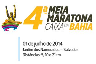 4ª Meia Maratona Caixa da Bahia