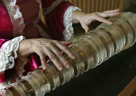 Most Unusual Musical Instruments In The World Glass Armonica