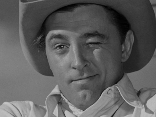 Robert Mitchum in The Lusty Men (1962)