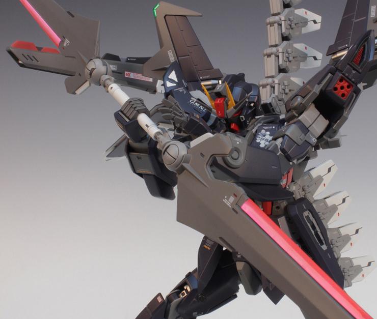 Strike noir gundam mg