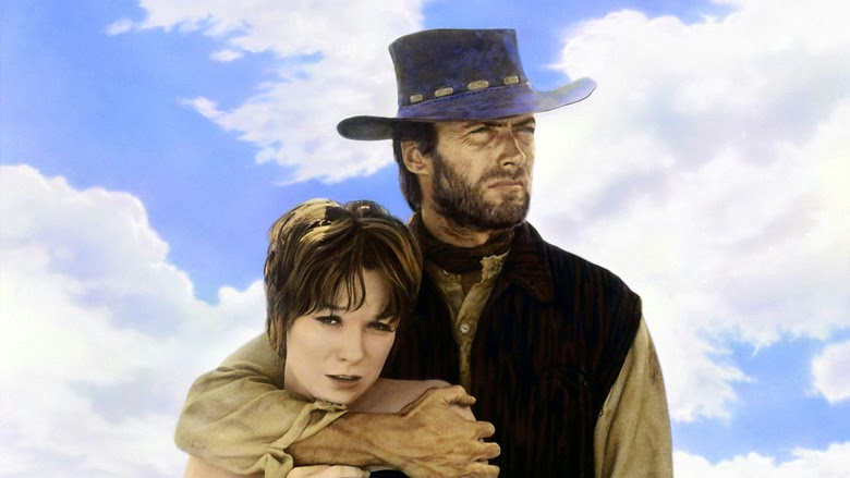 CLINT EASTWOOD / SHIRLEY McLAINE