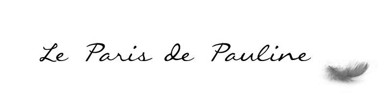 Le Paris de Pauline
