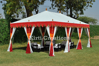 Party Luxury Tent