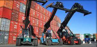 Equipos para movilizar Containers