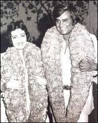 Superstar Rajinikanth and Latha marriage Photos