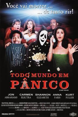 Todo Mundo   em   Pânico   1 – Dublado – 2000