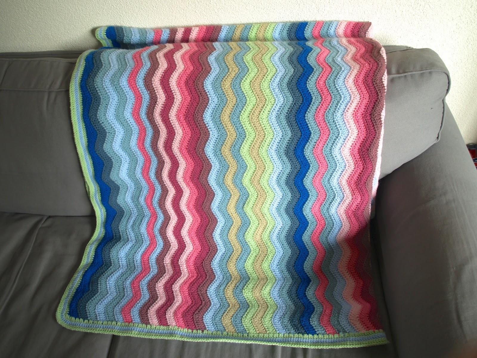 Stins Tadaaaah Ripple Blanket